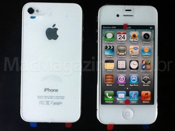 iPhone 4 de 8GB brasileiro?