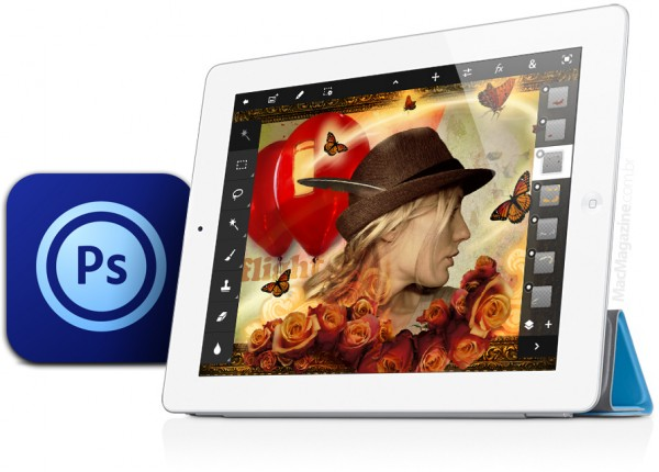 Adobe Photoshop Touch - iPad