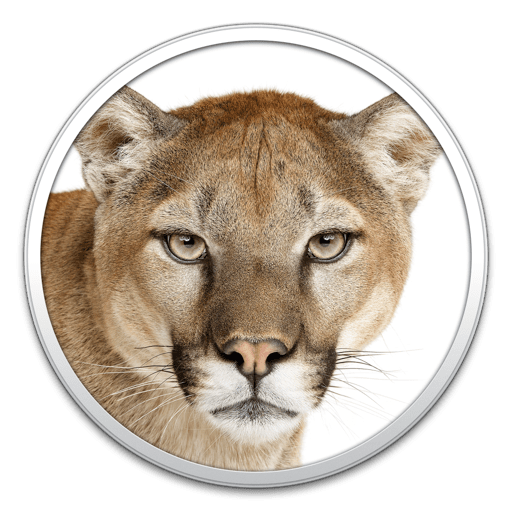 Ícone - OS X Mountain Lion