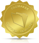 Selo - FileMaker Certified Developer