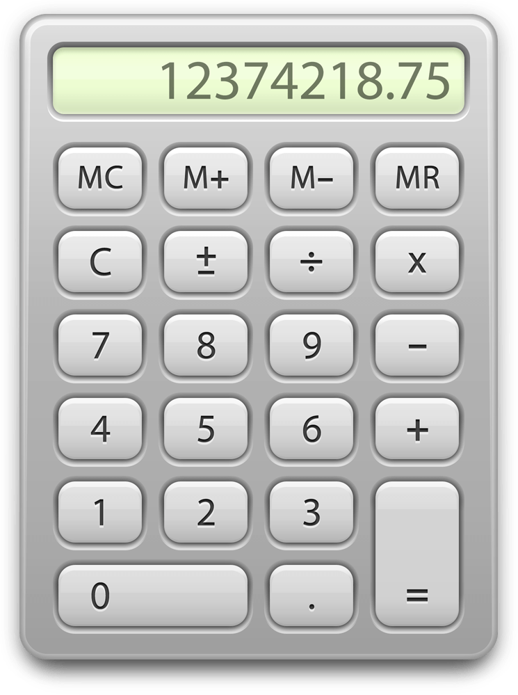 OSX calculator icon