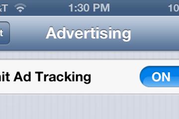 O novo Advertising Identifier do iOS 6