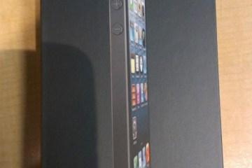 Unboxing do iPhone 5 - BGR