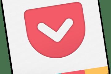 Ícone - Pocket para OS X