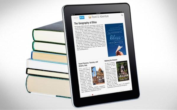Flipboard com iBookstore