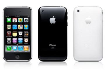 iPhone 3GS (preto e branco)