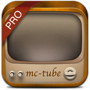 Ícone do McTube for YouTube Pro
