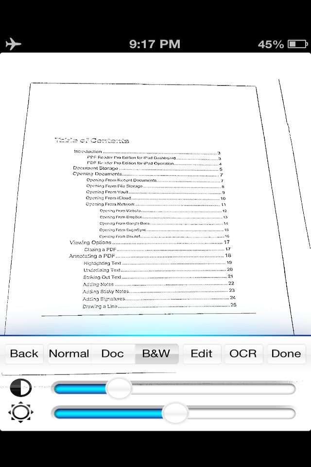 Scanner Pro Edition