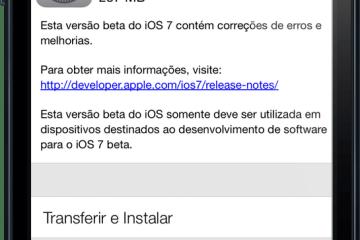 Beta 2 do iOS 7