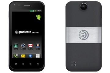 Gradiente iphone