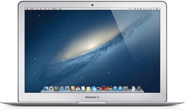 OS X Mountain Lion no MacBook Air de 13""