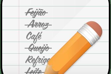 Ícone do app MeuCarrinho para iOS