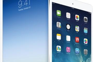 Nova família de iPads