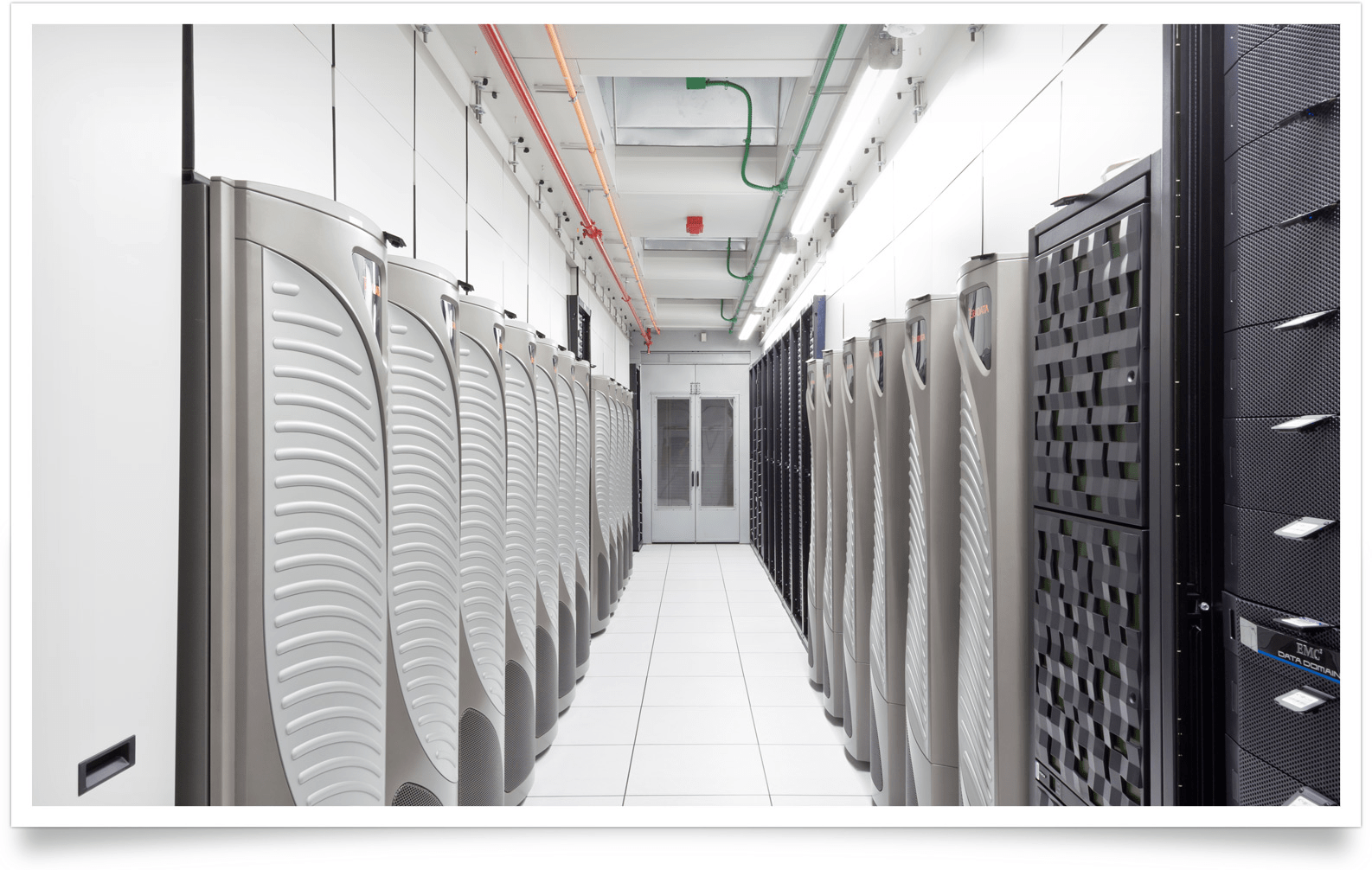 Data Center da Apple, em Maiden