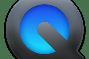 Ícone - QuickTime Player do OS X Yosemite