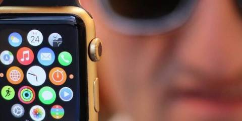 Apple Watch de ouro por Casey Neistat