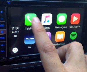 Aplicativos do Apple CarPlay