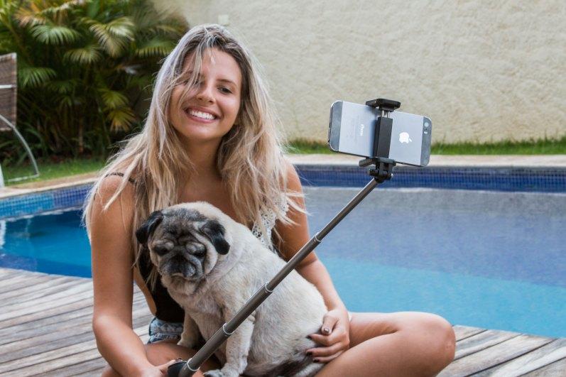 Pau de selfie, da ROCK