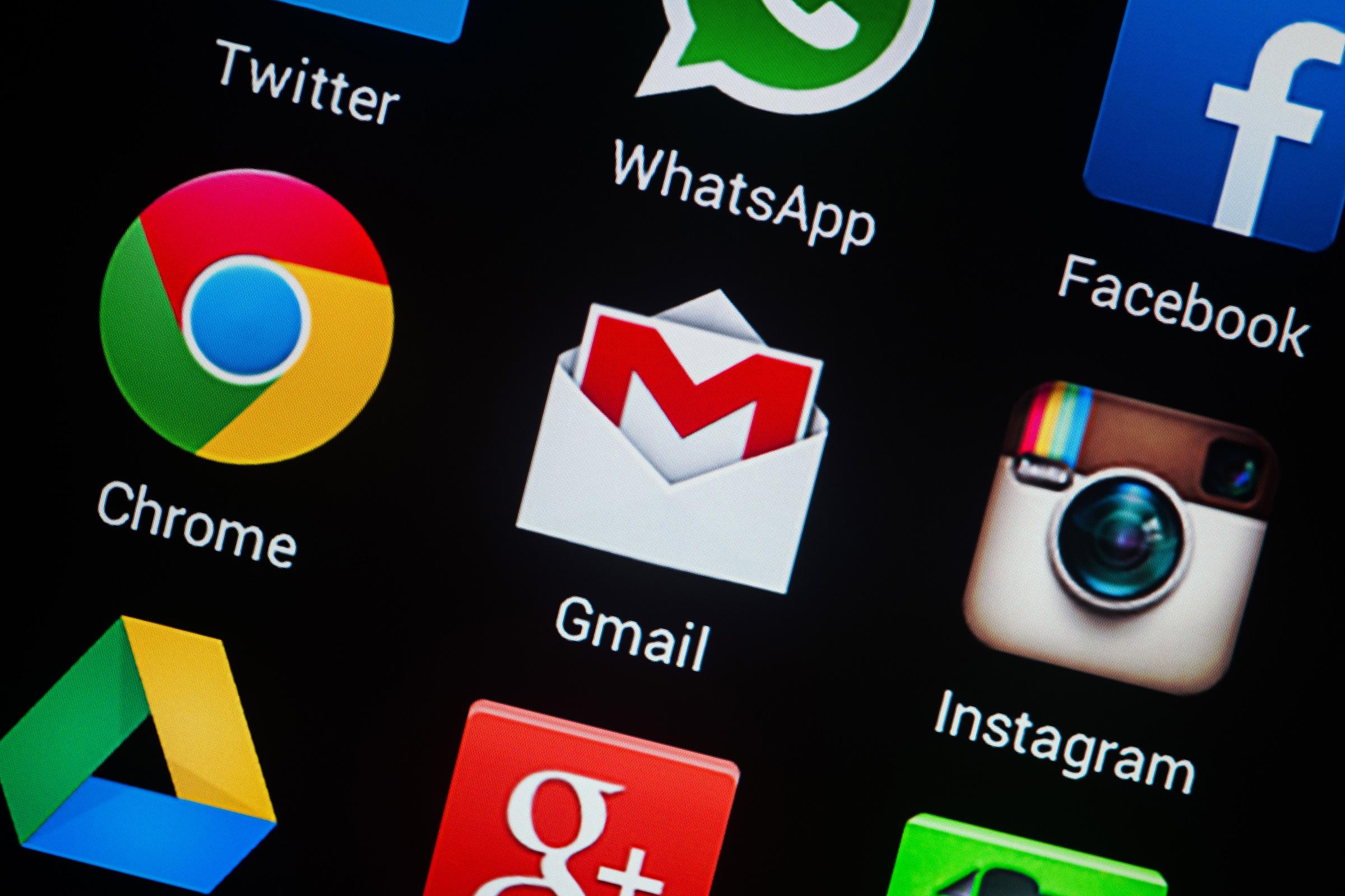 Gmail entrar usuarios