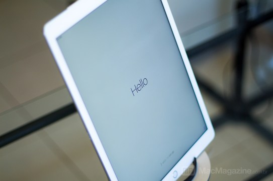 Unboxing do iPad Pro (por MacMagazine)
