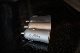 Carregador veicular MIXIT↑, da Belkin