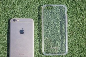 Capa Slim Shell Pro para iPhones 6/6s, da Pure Gear