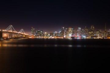 San Francisco à noite