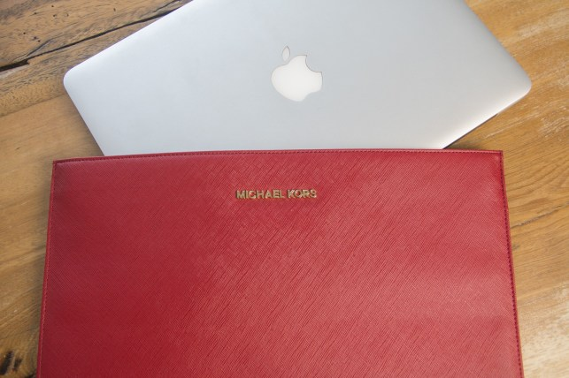 Michael Kors Sleeve para MacBooks Air