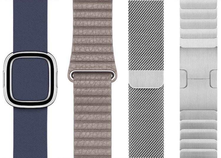 Apple Watch pulseiras