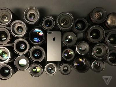 Comparativo de câmeras - iPhone original vs. iPhone 7 Plus