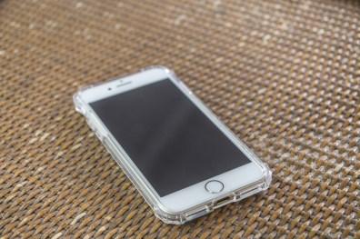 Capa Crystal Shell para iPhone 7, da Spigen