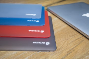 Capa YogoShield para MacBooks [Air/Pro], da Yogo