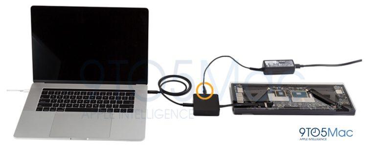 Ferramenta de recuperação de dados para o novo MacBook Pro