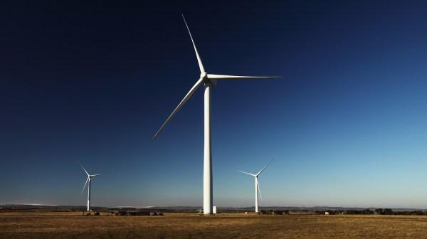 Parque eólico energia limpa meio ambiente