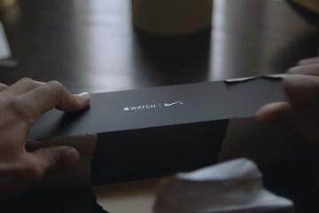 Comercial de Natal do Apple Watch Nike+