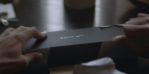 Comercial de Natal do Apple Watch Nike+