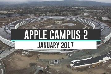 Vídeo - Apple Campus 2