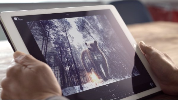 Adobe Editar imagens por voz