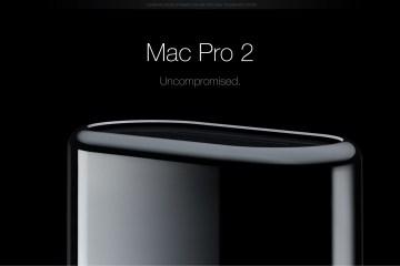 Conceito de Mac Pro 2