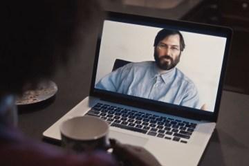 Campanha da Casa Branca com Steve Jobs