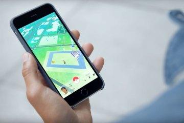 Imagem promocional do jogo Pokémon GO para iOS e watchOS