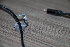 M1 magnetic cable clip (organizador de cabos), da ROCK