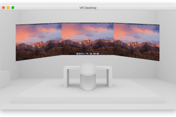 VR Desktop