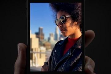 Comercial do iPhone 7 Plus destacando o Modo Retrato