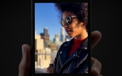 Comercial do iPhone 7 Plus destacando o Modo Retrato