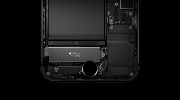 Touch ID no iPhone 7