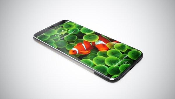 Mockup de iPhone X