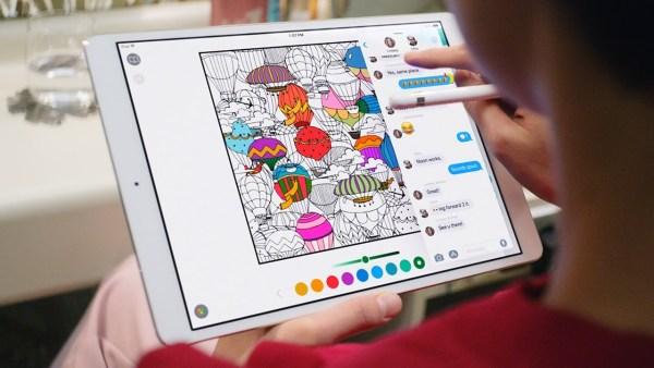 WWDC iPad Pro iOS 11