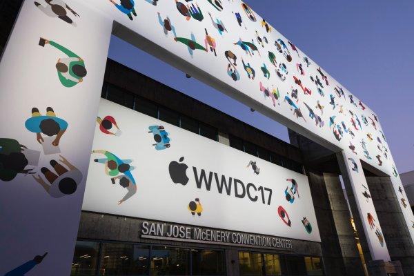 WWDC 2017 no McEnery Convention Center