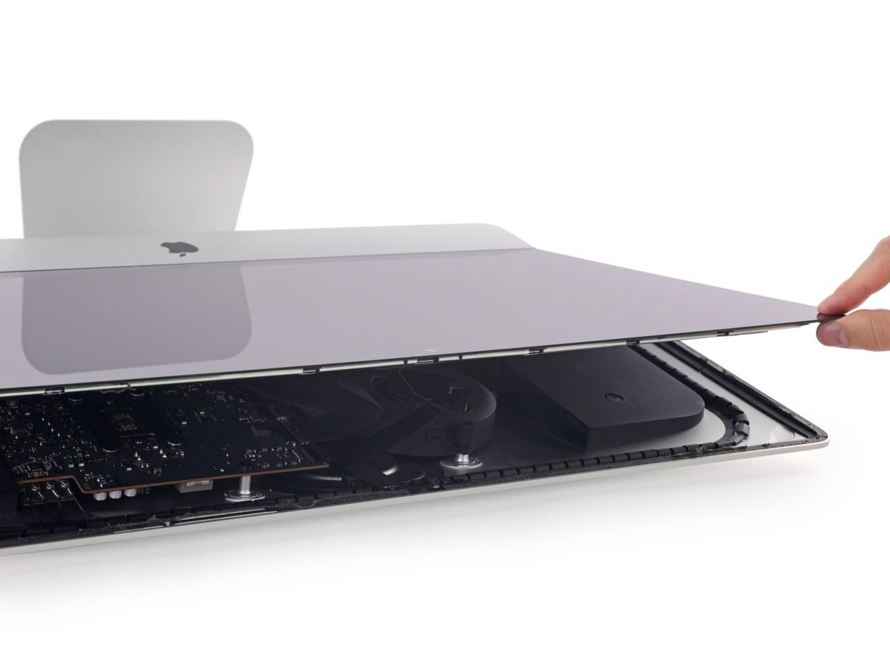 iMac com tela Retina 4K de 21,5